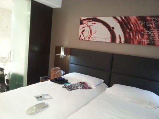 Eurostars Das Letras Hotel: Habitacion