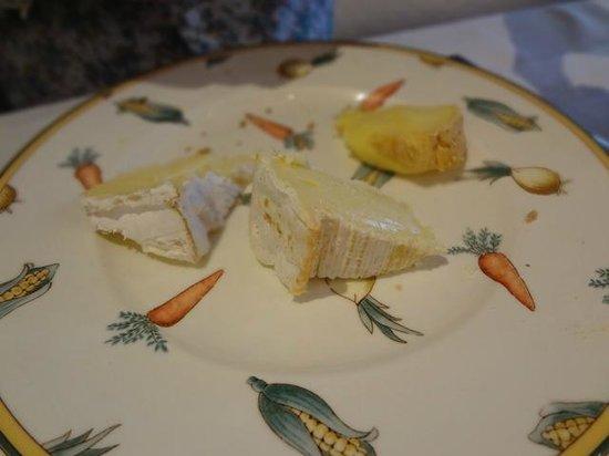 La Gazette : Plateau de fromages normands