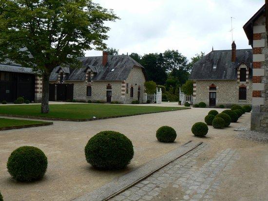 Château de Chaumont : Les Ecuries