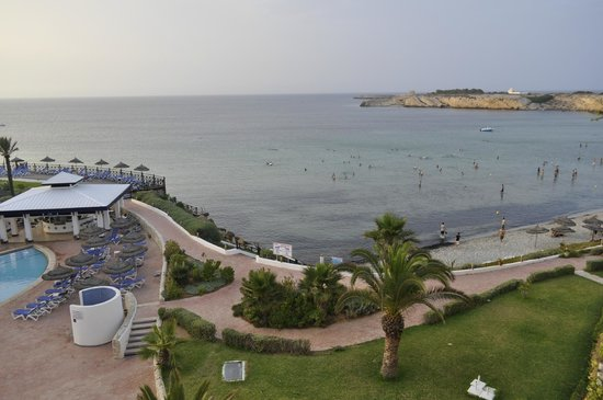 Regency Hotel and Spa : Mer