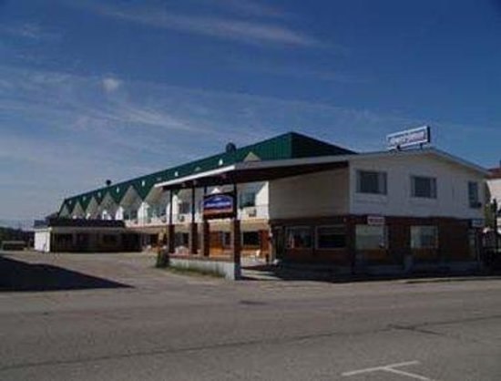 Travel Inn & Suites: Welcome to the Howard Johnson Hearst
