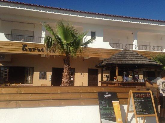 Alfamar Hotel: Euphoria bar