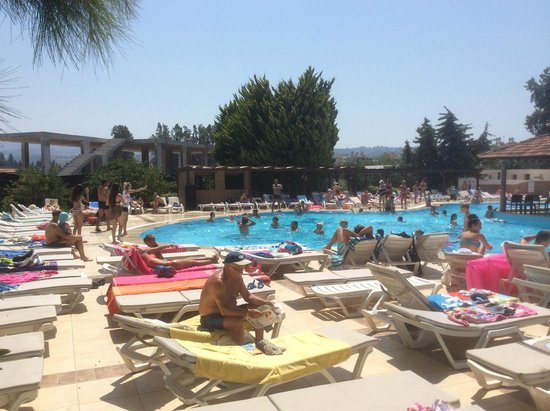 Atlantique Holiday Club : Oyun Havuzu
