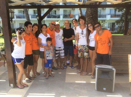 Atlantique Holiday Club : ALPİ TEAM EKİBİ