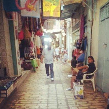 Medina of Sousse: Médina de Sousse alias bled arbi