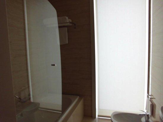 BessaHotel Boavista: baño