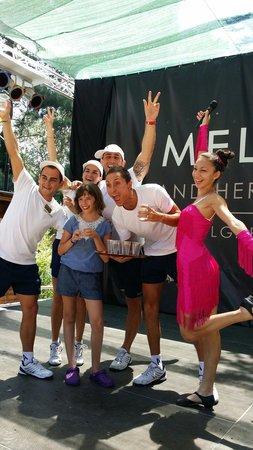 Melia Grand Hermitage: Animation team