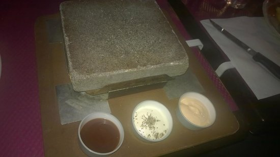 ça Lorraine Cuisine Thionville : Ca chauffe: fotografía de Deli' Meat, Thionville - TripAdvisor