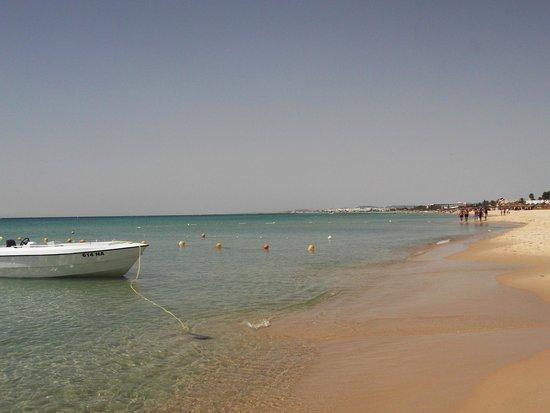 SENTIDO Phenicia: Private beach