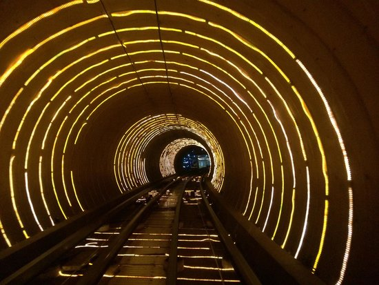 Bund Sightseeing Tunnel: Also
