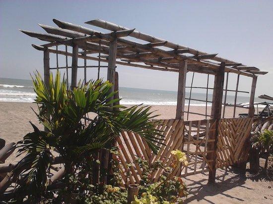 Hosteria Camare: Salida al mar
