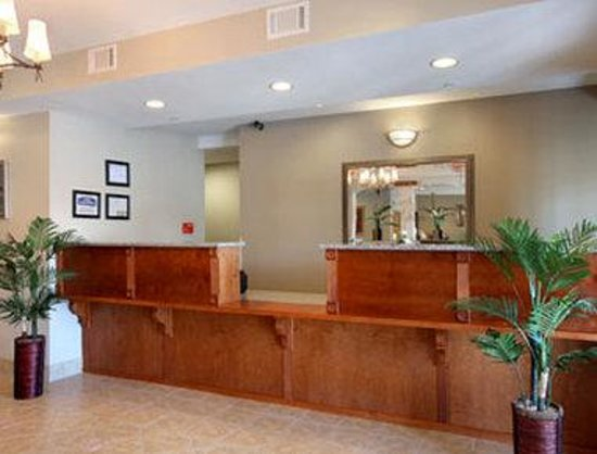 Howard Johnson Inn Augusta-Fort Gordon: Lobby