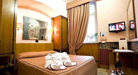 Hotel Delle Regioni: Superior Room