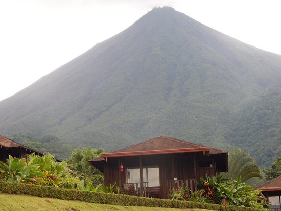 Hotel Lomas del Volcan: A personal view of Arenal