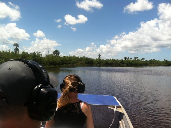 Wooten's Everglades Airboat Tour: Airboat Tour