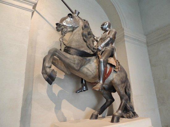 Museo de la Armada: Beautiful armour