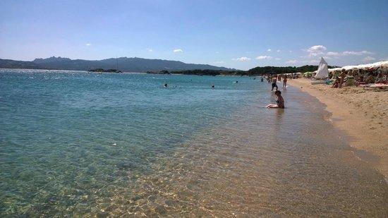 Stelle Marine Hotel & Resort: la spiaggia riservata agli ospiti