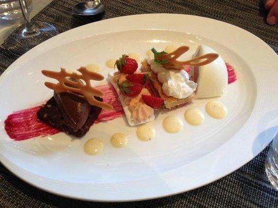 La Table Kobus : Dessert