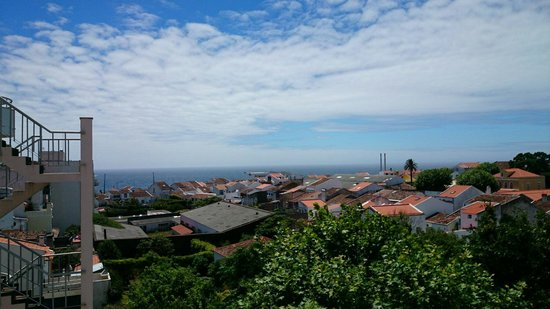 Hotel Ponta Delgada: View from the room :)