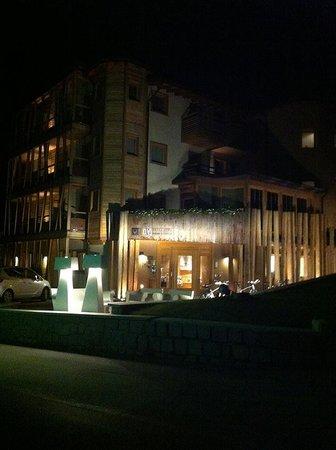 DV Chalet Boutique Hotel & Spa: DV Chalet di notte