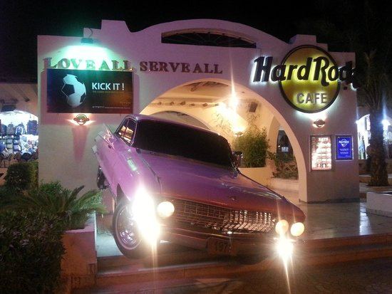 Hard Rock Cafe Hurghada : HRC Hurghada