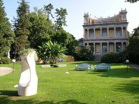 Villa Giulia, sede temporanea del Museo del Paesaggio