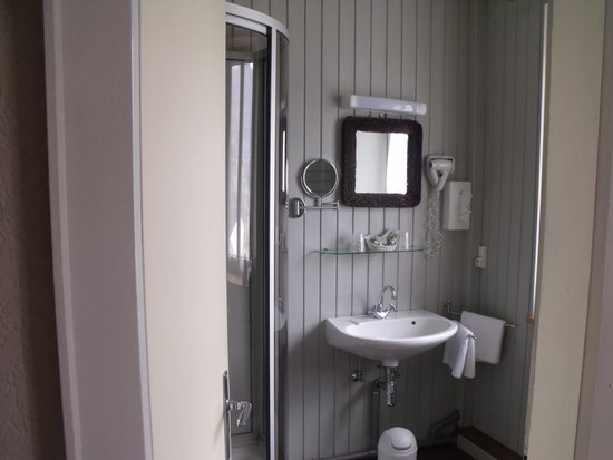 Parc Hotel Wangenbourg: Salle de bain