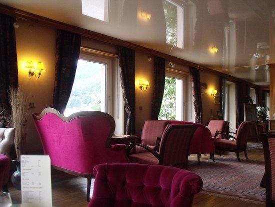 Parc Hotel Wangenbourg: Salon