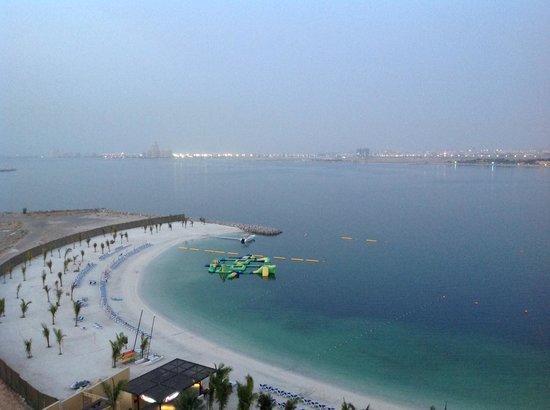Doubletree by Hilton Ras Al Khaimah : plaża