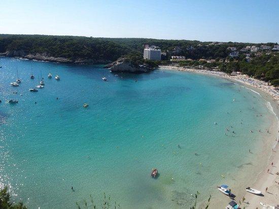 Hotel Cala Galdana & Villas d'Aljandar: Playa Cala Galdana