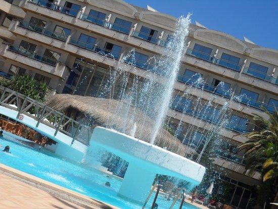 Rei del Mediterrani Palace: The pool