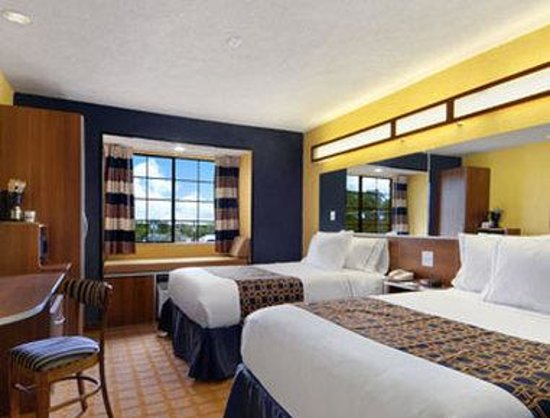 Microtel Inn & Suites by Wyndham New Braunfels: Standard Two Queen Bed Room