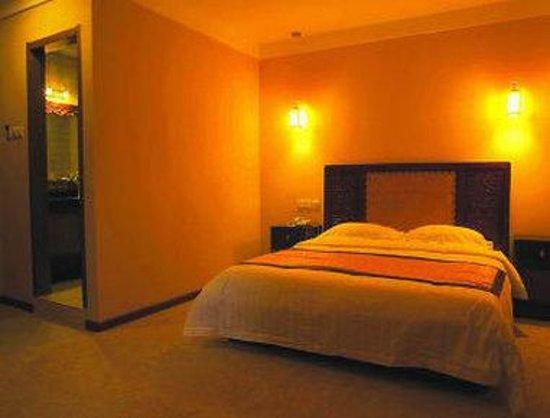 Super 8 Hotel Beijing Tian He Sheng Yu Quan Road: One Bed Guest Room