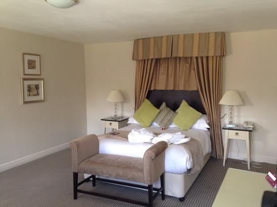 Mercure Shrewsbury Albrighton Hall Hotel and Spa: Room 14