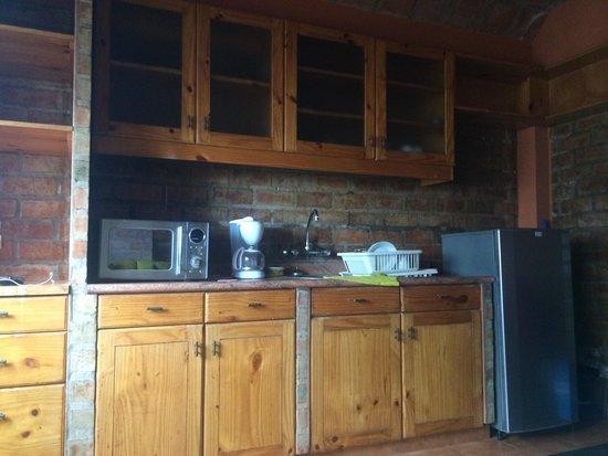 Casa de Baraybar : Kitchen in room 13
