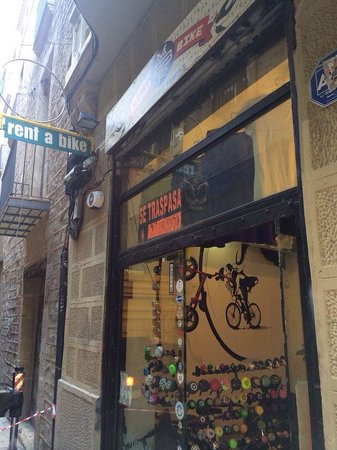 My Beautiful Parking: Rent bike tienda de alquiler