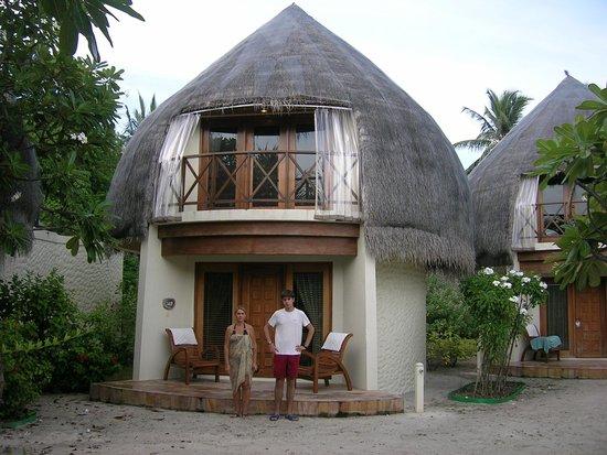 Bandos Maldives : Villa con jacuzzi