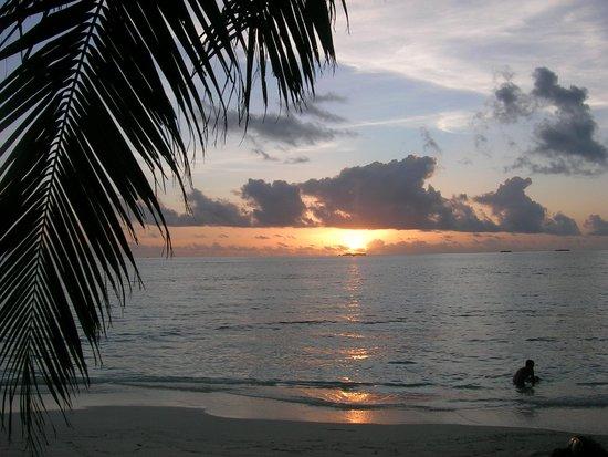 Bandos Maldives : Atardecer