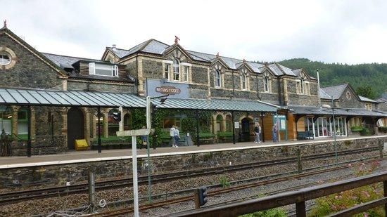Conwy Valley Railway Museum & Model Shop : Betws-y-Coed Railway Station