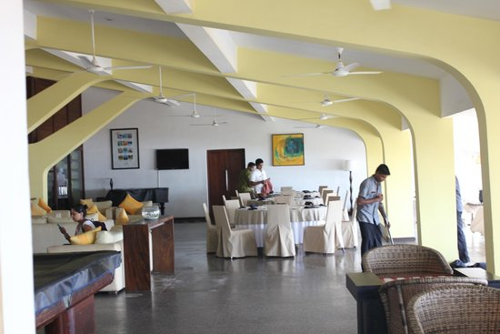 Jetwing Sea : Dining area
