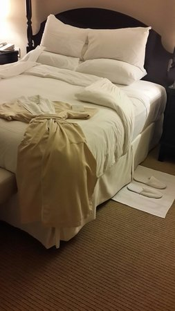 Bristol Panama: Excelente descanso en la habitacion. Pase mi noche de bodas, muy relax