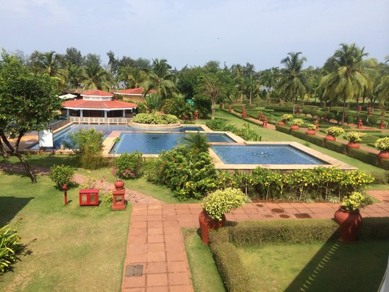 The LaLiT Golf & Spa Resort Goa : A view from the room to add to your ecstasy