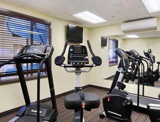Super 8 Kapuskasing : Fitness Room