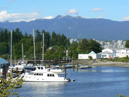 The Westin Bayshore, Vancouver: Great view
