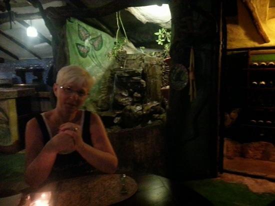La Cueva del Chango: ketty alla cueva
