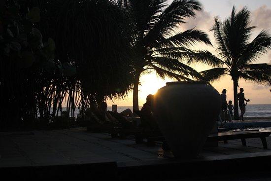 Jetwing Sea : Sunset