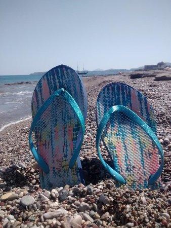 Mitsis Alila Resort & Spa: Beach photo