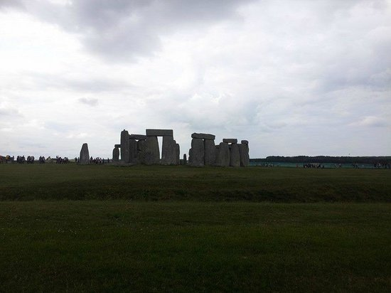 Stonehenge: Just one of many shots from the site.