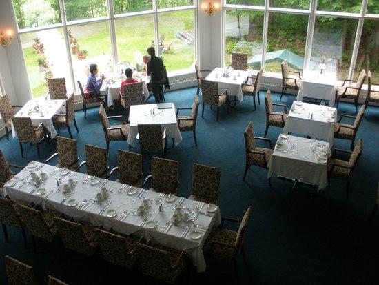 Salle manger picture of auberge la montagne coupee saint jean de matha tripadvisor - Auberge de la montagne coupee ...