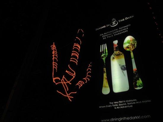 Dining In The Dark KL: Dining in the Dark, KL